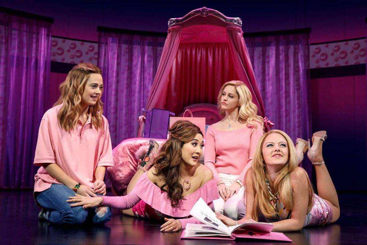 Theatre Mean Girls